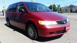 2002 Honda Odyssey LX Accident Free CarProof Will Be Provided.