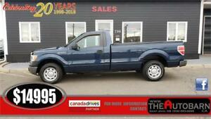 2014 FORD F-150 REGULAR CAB - VENT SHADES, TONNEAU COVER