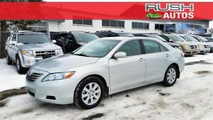 2007 Toyota Camry Hybrid FWD **LEATHER, SUNROOF**