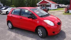 Toyota Yaris LE 2007