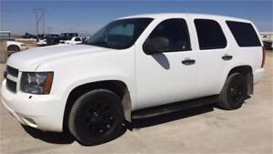 2012 Chevrolet Tahoe Police Pursuit