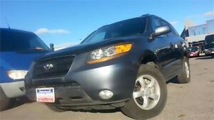 2009 Hyundai Santa Fe GL / AWD / 133k / **CLEAN CARPROOF**