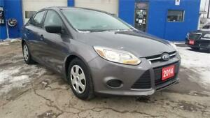 2014 Ford Focus S  - $8,750