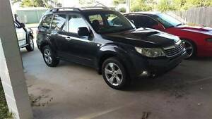 2008 Subaru Forester Turbo Wagon Garbutt Townsville City Preview