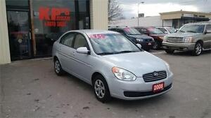 2008 HYUNDAI ACCENT  ! NEW YEAR SPECIAL ! WOW ONLY $2950 !