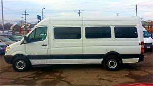 2008 Dodge Sprinter 2500 / 7 PASS, H-ROOF, DIESEL, PWR. RAMP