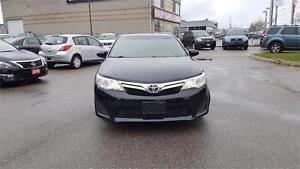 2012 Toyota Camry LE NAVIGATION AND BLUETHOOT Cambridge Kitchener Area image 2