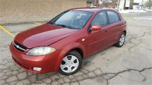 2006 CHEVROLET OPTRA 5 HATCHBACK AUTOMATIC CERTIFIED