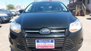 2014 Ford Focus SE Auto, 64k, Hatch, Heat-Seats, Accident Free