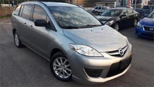 2010 Mazda Mazda5 GS *Accident Free*