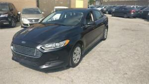 2014 Ford Fusion S *free certification this month*