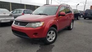 Mitsubishi Outlander 2008 4 Cylindres automatique 3500$