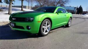 2010 Chevrolet Camaro 1LT | Accident Free | 6 Speed Manual