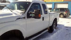 2011 Ford F250 Supercab 4x4