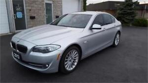 2013 BMW 5 Series 535i-X-DRIVE TECH & EXECUTIVE PACKAGE