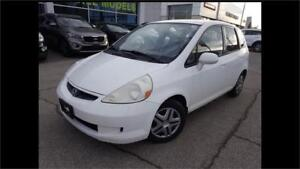 """2008 Honda Fit """"LX""""-ONLY 126,000 KM-""""CRUISE""""-EXTRA CLEAN!"""