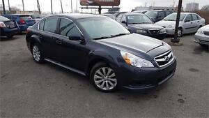 2012 Subaru Legacy 3,6R  LIMITED AWD/ GPS / CAMERA / CUIR / FULL