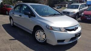 2010 Honda Civic Sdn DX-G *ONE OWNER* *ACCIDENT FREE*