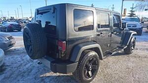 2007 Jeep Wrangler X  AFTERMARKET WHEELS  6 SPEED