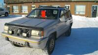 1995 Jeep Grand Cherokee Limited Calgary Alberta Preview