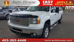 2014 GMC Sierra 3500 HD