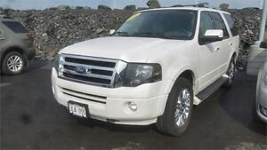 2011 Ford Expedition Limited