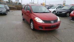 2010 Nissan Versa | Certified and E-tested | Warranty Included