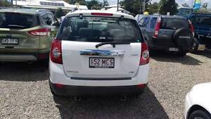 Turbo Diesel Auto 4x4... 2011 Holden Captiva 7 Seater Wagon Westcourt Cairns City Preview