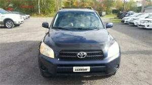 2007 TOYOTA RAV4 AUTOMATIQUE CLIMATISEE 4CYLINDRES 4X4 PROPRE