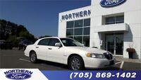 1999 Lincoln Town Car Signature As Traded Sudbury Ontario Preview