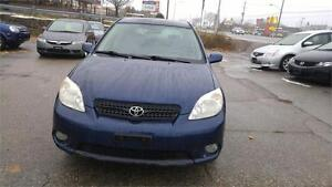 2005 Toyota Matrix XR | Certified and E-tested | Sunroof