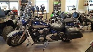 Used Motorcycle - Yamaha 1300 V-Star Cruiser with Add-ons