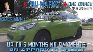 2013 Hyundai Accent {One Owner} FACTORY WARRANTY!!!