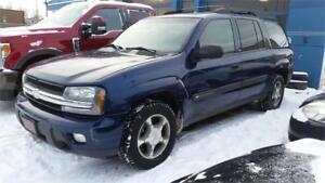 2004 Chevrolet TrailBlazer EXT LS -- Rear Wheel Drive