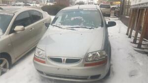 2005 Pontiac Wave - ONLY 112,000 KMS - CERTIFIED