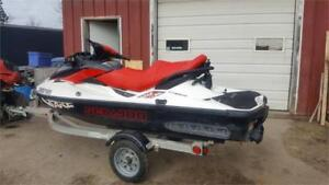 2010 SEADOO WAKE PRO 215 WELL MAINTAINED SUPERCHARGER REBUILT