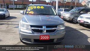 2009 Dodge Journey SXT SUNROOF