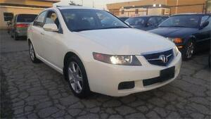 Acura TSX Premium Loaded Certified Excellent Shape low km