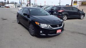 2014 Honda Accord Coupe EX-L w/BACKUP CAMERA/IMACCULATE$14900