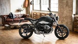 BMW R NINE T PURE 2017