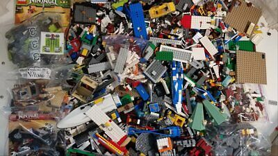 LEGO 14 lbs Bulk Loose Parts Lot 26
