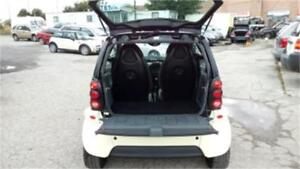 2006 Smart Fortwo CDI - Diesel, ONLY 39000KM! Runs great, AC!