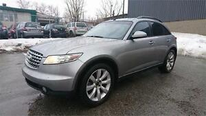 2003 INFINITI FX35 AWD AUTOMATIC SUPER CLEAN