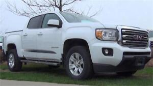 2015 GMC Canyon SLE 4x4 V6 Remote Start Trailering Package