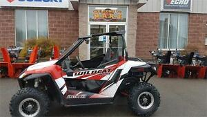 Pre-owned 2015 Arctic Cat Wildcat Trail Ltd ONLY $36 p/w OAC