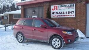 2011 Hyundai Santa Fe GL Premium AWD Heated Cloth and Sunroof