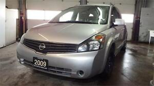2009 Nissan Quest S/AUTOMATIC/7 PASSENGERS/CERTIFIED-ETESTED