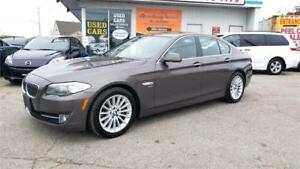 2011 BMW 5 Series 535i xDrive - Navigation, No Accident, Loaded