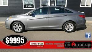 2013 HYUNDAI SONOTA GL - cruise, bluetooth, heated seats