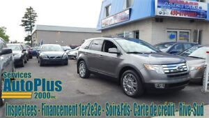 2009 Ford Edge Limited FULL - MOONROOF - AWD - 8XPNEUS